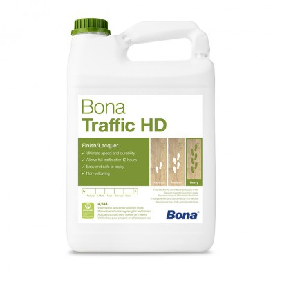 Двухкомпонентный воднодисперсионный лак Bona Traffic HD